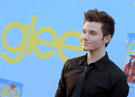 Chris Colfer in Premiere Of Fox, 20th Century Fox And 20th