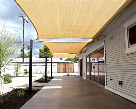 Shade Sail Home Design Ideas, Pictures, Remodel and Decor