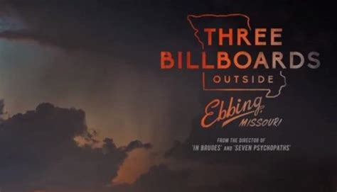 Three Billboards Outside Ebbing, Missouri Trailer and Poster