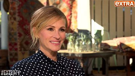 Julia Roberts reveals the secret to her happy marriage to