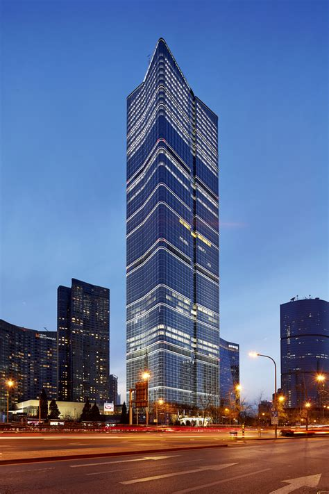 Fortune Plaza / P&T Group | ArchDaily
