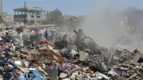 ISIS truck bombing leaves over 200 dead and injured in