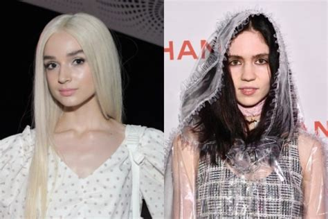 """Poppy Says Grimes """"Bullied"""" Her During The Making Of Their"""