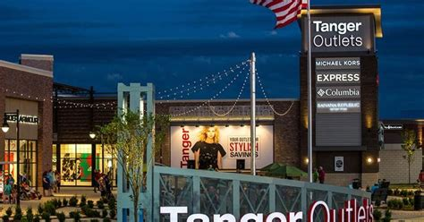 Tanger Outlet mall's Nashville location will be at former