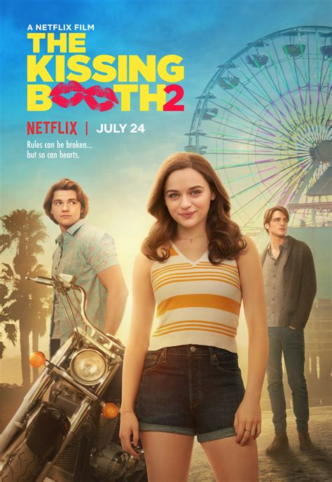 Joey King Reveals Release Date for 'The Kissing Booth 2