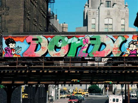 Graffiti art: A brief history of the controversial form