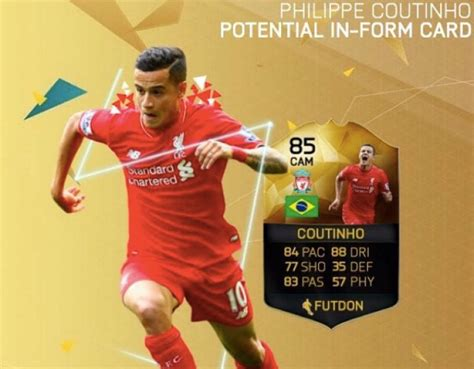 Stunning Coutinho TOTW 8 card prediction for LFC – Product