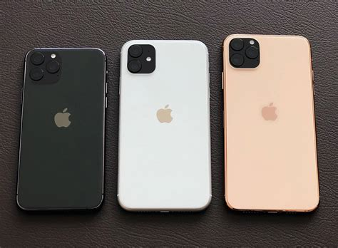 Apple iPhone 11, iPhone 11 Pro (Max): Alle Specs, finales
