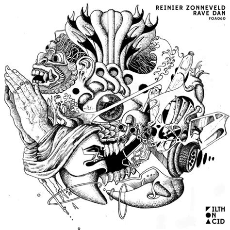Latest Reinier Zonneveld releases on Filth on Acid by
