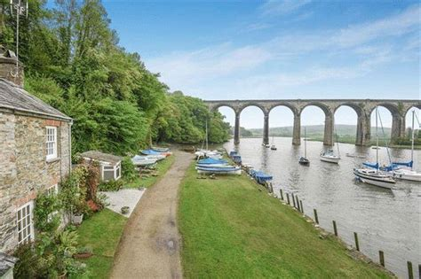 The Quay, St Germans 1 bed cottage - £250,000