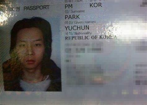 10 idols who've revealed their passport photos to the public