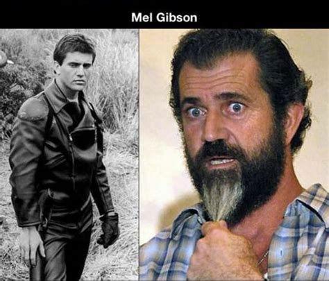 A Few of the Most Well-Known Aging Stars: Then and Now (27