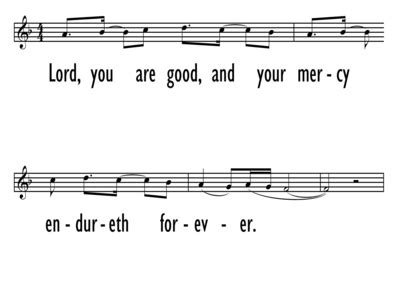 YOU ARE GOOD - Lead Line   Digital Songs & Hymns