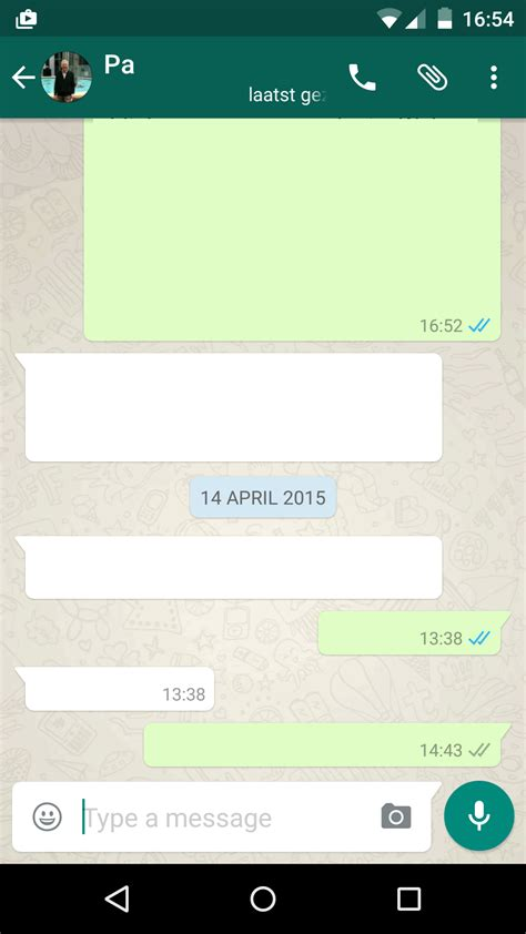 WhatsApp releases new Material Design based Android app