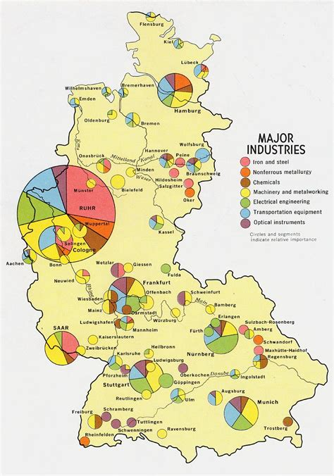 Germany Map and Germany Satellite Images