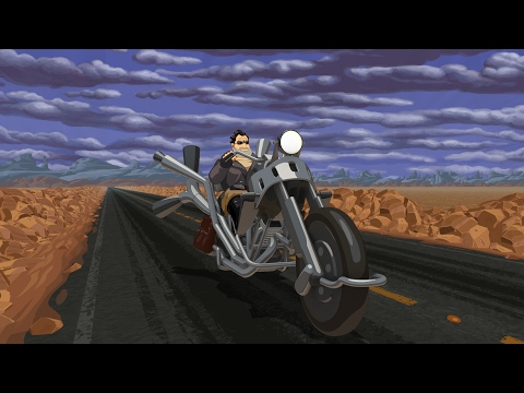 Full Throttle Remastered (2017) download   macOS
