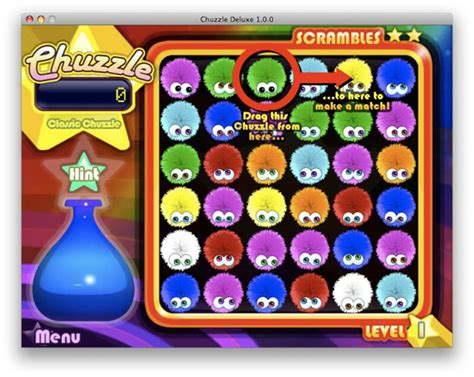 Chuzzle Deluxe for Mac - Download