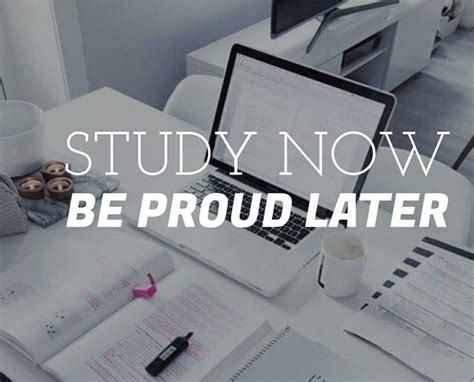 Study now, be proud later // follow us @motivation2study