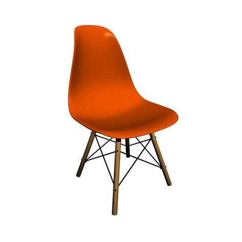 Eames Plastic Side Chair DSW - Design and Decorate Your