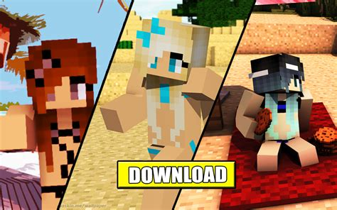 Hot skins for Minecraft 1 APK Download - Android Tools Apps