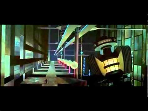 Forbidden Planet: The great machine - YouTube