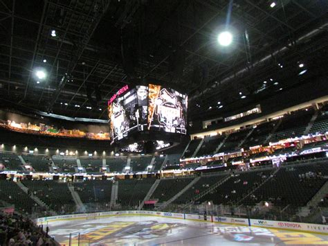 T-Mobile Arena Jumbotron   The Pink Puck
