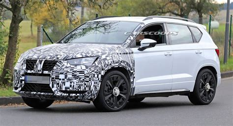 2021 Cupra Ateca Going Under The Knife For A Minor
