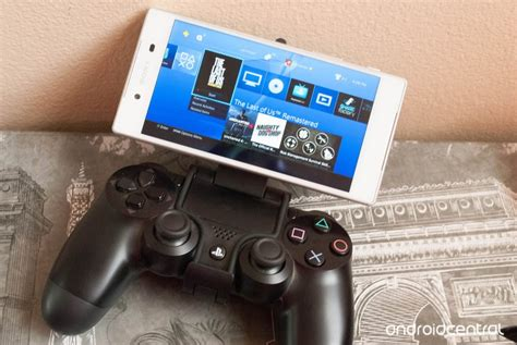 Playing your PlayStation 4 games remotely on your Sony