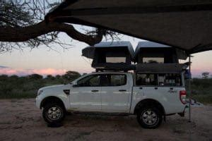 Ford Ranger Family and Group 4x4 Camper for hire   Compare