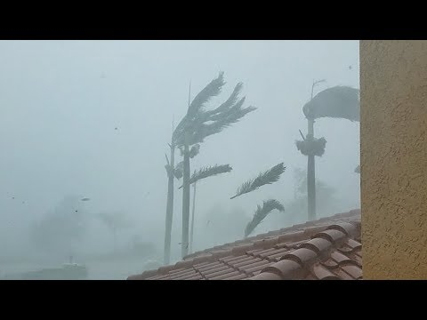 """Hurricane Irma: """"There's a lot of damage"""" in Everglades City"""