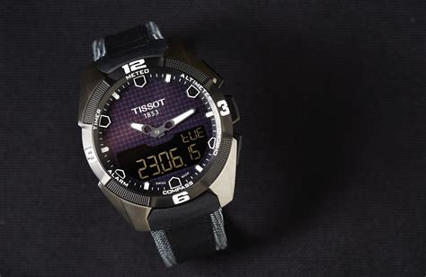IN-DEPTH: The Tissot T-Touch Expert Solar - Time and Tide