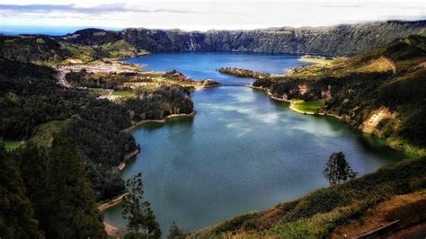Guided Tour To The Seven Cities (Sete Cidades) And Lake Of