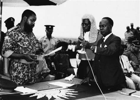 Biafra: The Nigerian Civil War In Pictures (Warning