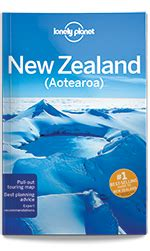 New Zealand Lonely Planet PDF travel guide