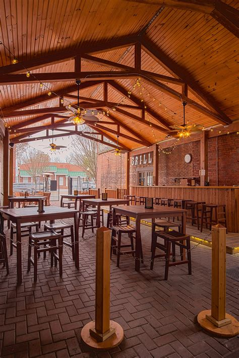 The Grill at Prohibition - Greater Downtown New Bern, NC