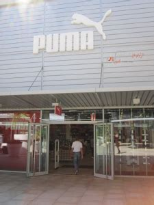 Puma outlet shops: Europe, Canada, USA - Styled 24/7