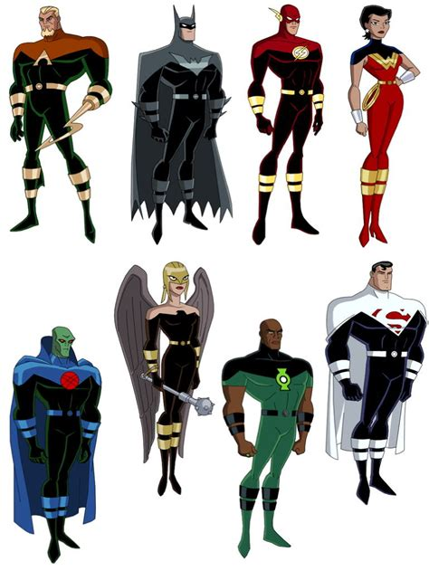 Justice Lords by M-a-R-c-E-l-O on DeviantArt