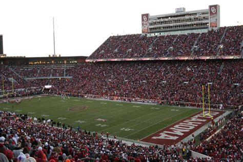 OU football: Sooners announce parking information