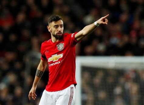 Twitter Reacts To Bruno Fernandes' Debut For Manchester United
