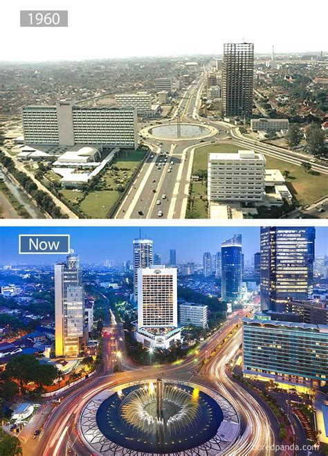 30+ Before-And-After Pics Showing How Famous Cities