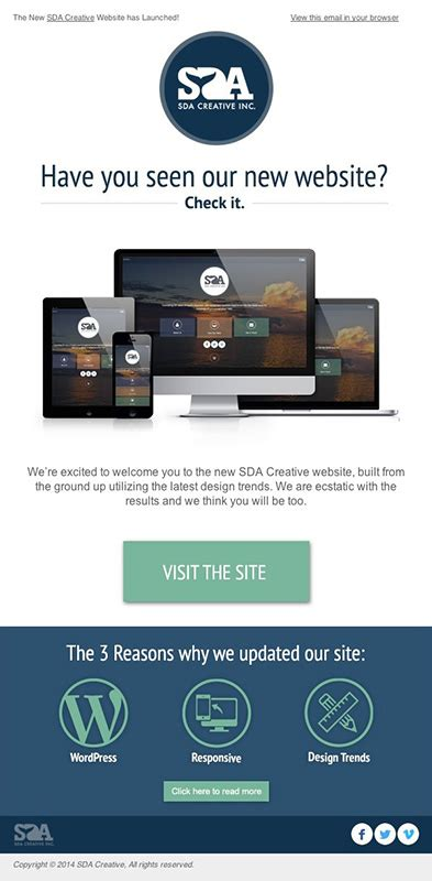 You've Successfully Launched Your Website