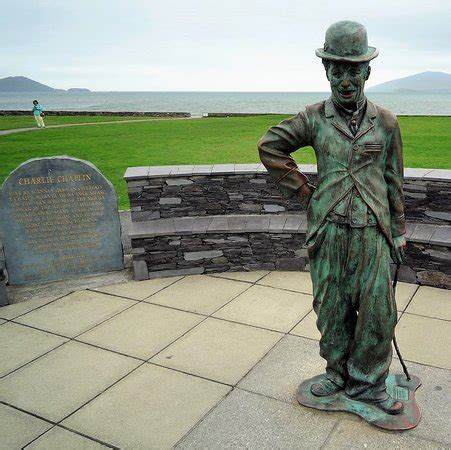 Charlie Chaplin Statue (Waterville) - All You Need to Know