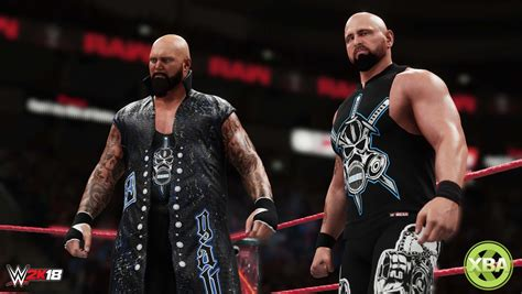 WWE 2K18 Screens, Trailer and First Roster Additions