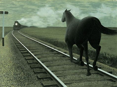 Alex Colville explained, perhaps a little too much