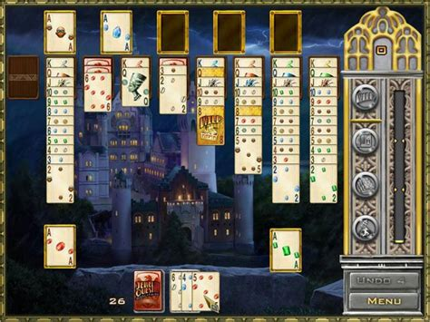 Jewel Quest Solitaire 3 > iPad, iPhone, Android, Mac & PC