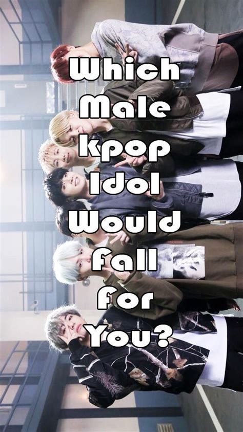 Which Male kpop Idol Would Fall For You? | Kpop quiz, Bts