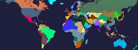 Hoi 4 States Map | Map North East