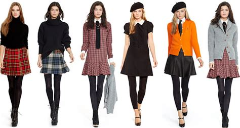 Herbsttrend College-Look - Countess Claire