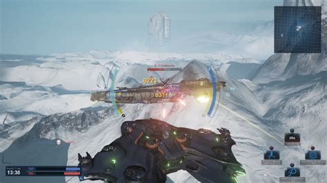 Spaceship Action Game Dreadnought PS4 Gets A Massive