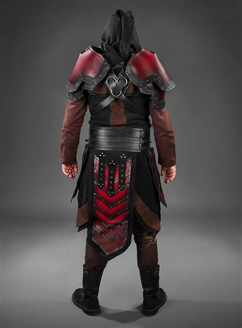 Dwarf leather armour - TheVikingStore